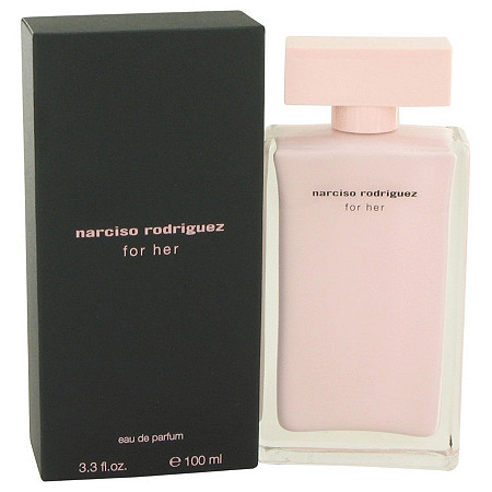 Narciso Rodriguez by Narciso Rodriguez for Women Eau De Parfum Spray 3.3 oz at PalmBeach Jewelry