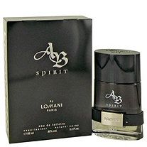 AB Spirit by Lomani for Men Eau De Toilette Spray 3.3 oz