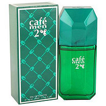 CafΘ Men 2 by Cofci for Men Eau De Toilette Spray 3.4 oz