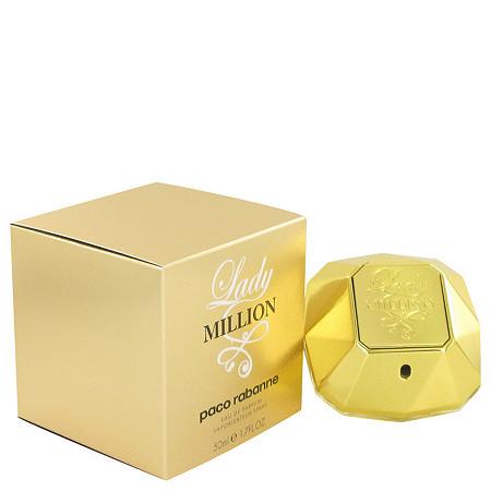 Lady Million by Paco Rabanne for Women Eau De Parfum Spray 1.7 oz at PalmBeach Jewelry