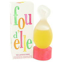 Fou D'elle by Ted Lapidus for Women Eau De Toilette Spray 3.33 oz