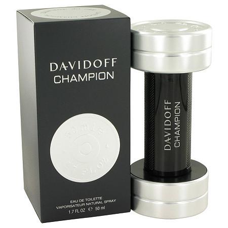 Davidoff Champion by Davidoff for Men Eau De Toilette Spray 1.7 oz at PalmBeach Jewelry