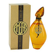 J Del Pozo Ambar by Jesus Del Pozo for Women Eau De Toilette Spray 3.4 oz