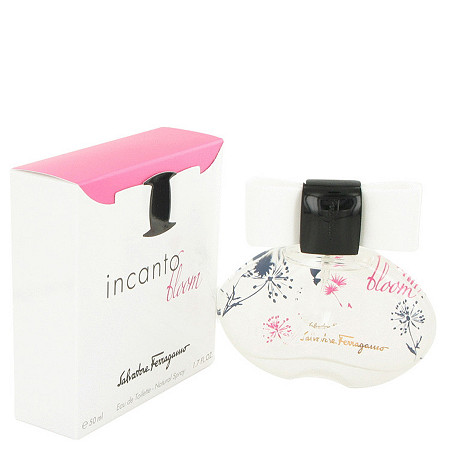 Incanto Bloom by Salvatore Ferragamo for Women Eau De Toilette Spray 1.7 oz at PalmBeach Jewelry