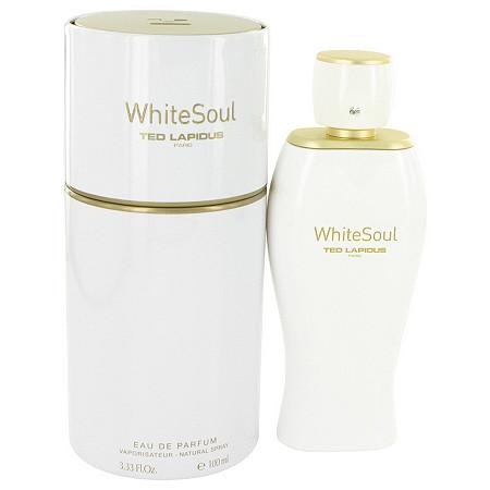 White Soul by Ted Lapidus for Women Eau De Parfum Spray 3.4 oz at PalmBeach Jewelry