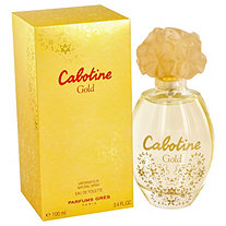 Cabotine Gold by Parfums Gres for Women Eau De Toilette Spray 3.4 oz