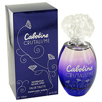 Cabotine Cristalisme by Parfums Gres for Women Eau De Toilette Spray 3.4 oz