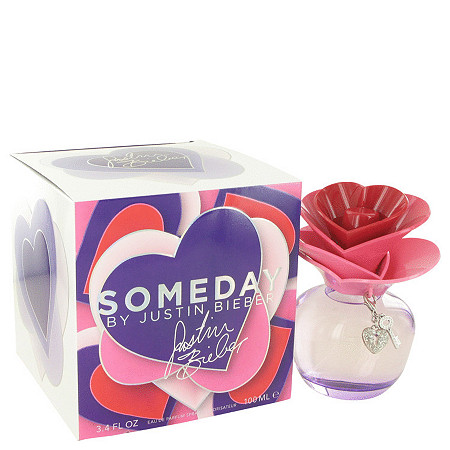 Someday by Justin Beiber for Women Eau De Parfum Spray 3.4 oz at PalmBeach Jewelry