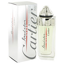 Roadster Sport by Cartier for Men Eau De Toilette Spray 3.4 oz