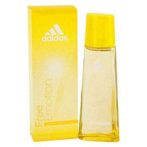 Adidas Free Emotion by Adidas for Women Eau De Toilette Spray 1.7 oz