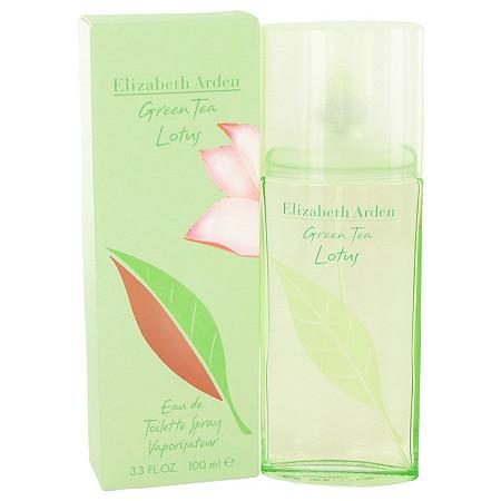 Green Tea Lotus by Elizabeth Arden for Women Eau De Toilette Spray 3.3 oz at PalmBeach Jewelry