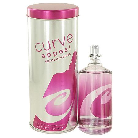 Curve Appeal by Liz Claiborne for Women Eau De Toilette Spray 2.5 oz at PalmBeach Jewelry