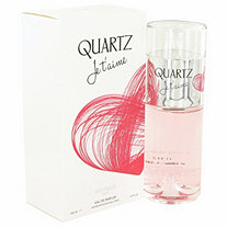 Quartz Je T'aime by Molyneux for Women Eau De Parfum Spray 3.3 oz