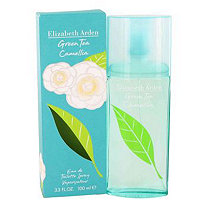 Green Tea Camellia by Elizabeth Arden for Women Eau De Toilette Spray 3.3 oz