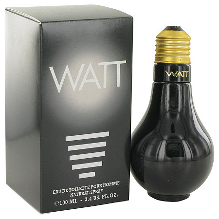 Watt Black by Cofinluxe for Men Eau De Toilette Spray 3.4 oz at PalmBeach Jewelry