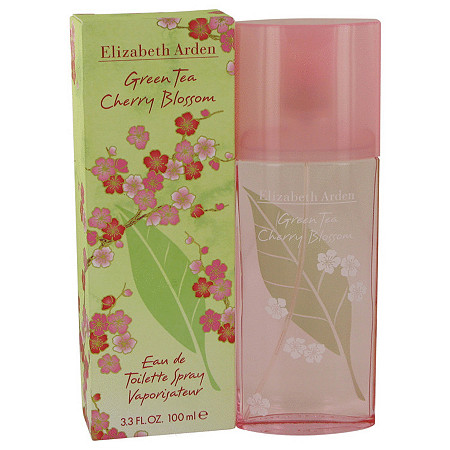Green Tea Cherry Blossom by Elizabeth Arden for Women Eau De Toilette Spray 3.3 oz at PalmBeach Jewelry