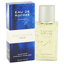 EAU DE ROCHAS by Rochas for Men Eau De Toilette Spray 1.7 oz
