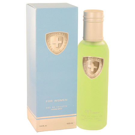 Swiss Guard by Swiss Guard for Women Eau De Toilette Spray 3.4 oz at PalmBeach Jewelry