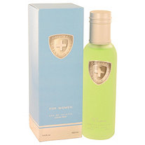 Swiss Guard by Swiss Guard for Women Eau De Toilette Spray 3.4 oz