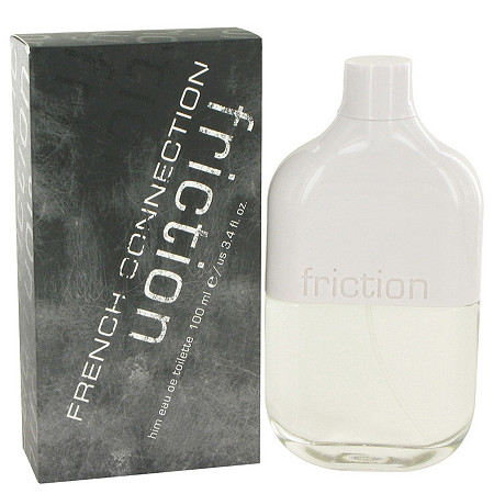 FCUK Friction by French Connection for Men Eau De Toilette Spray 3.4 oz at PalmBeach Jewelry