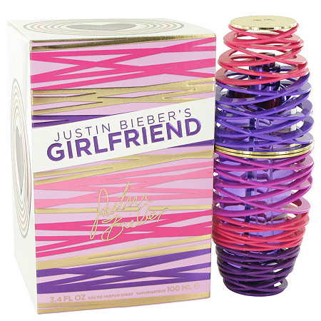 Girlfriend by Justin Beiber for Women Eau De Parfum Spray 3.4 oz at PalmBeach Jewelry