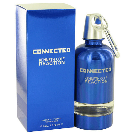 Kenneth Cole Reaction Connected by Kenneth Cole for Men Eau De Toilette Spray 4.2 oz at PalmBeach Jewelry