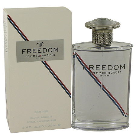FREEDOM by Tommy Hilfiger for Men Eau De Toilette Spray (New Packaging) 3.4 oz at PalmBeach Jewelry