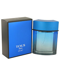 Tous Man Sport by Tous for Men Eau De Toilette Spray 3.4 oz