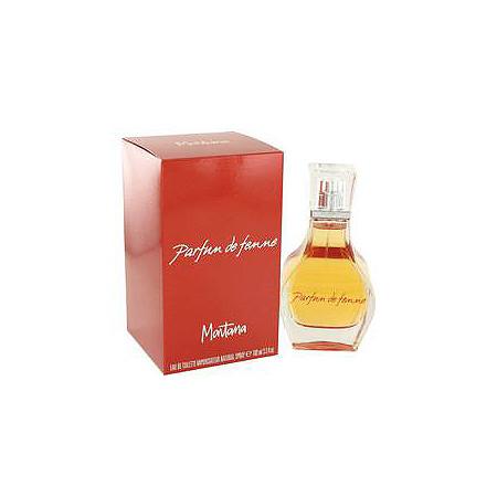 Montana Parfum De Femme by Montana for Women Eau De Toilette Spray 3.3 oz at PalmBeach Jewelry