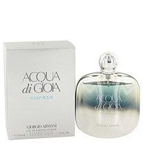 Acqua Di Gioia Essenza by Giorgio Armani for Women Eau De Parfum Intense Spray 3.4 oz