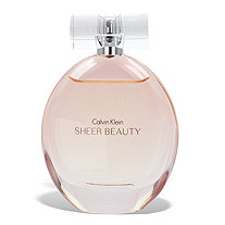 Sheer Beauty by Calvin Klein for Women Eau De Toilette Spray 3.4 oz