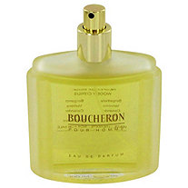 BOUCHERON by Boucheron for Men Eau De Parfum Spray (Tester) 3.4 oz