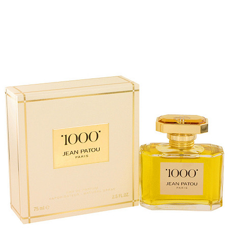 1000 by Jean Patou for Women Eau De Parfum Spray 2.5 oz at PalmBeach Jewelry