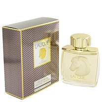 LALIQUE by Lalique for Men Eau De Parfum Spray (Horse Head) 2.5 oz