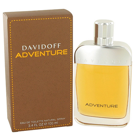 Davidoff Adventure by Davidoff for Men Eau De Toilette Spray 3.4 oz at PalmBeach Jewelry