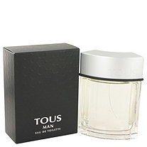 Tous by Tous for Men Eau De Toilette Spray 3.4 oz