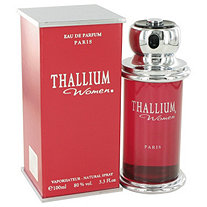 Thallium by Parfums Jacques Evard for Women Eau De Parfum Spray 3.4 oz