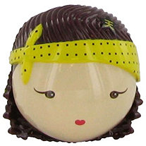 Harajuku Lovers Lil'Angel by Gwen Stefani for Women Solid Perfume 0.04 oz