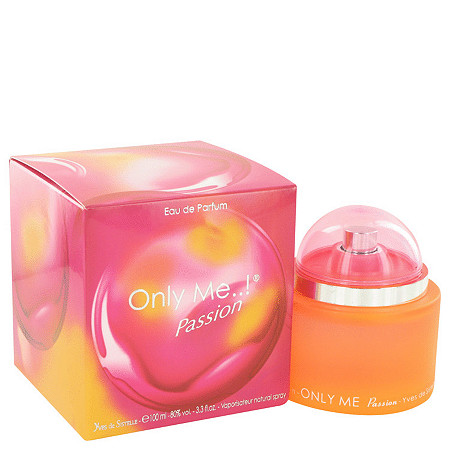 Only Me Passion by Yves De Sistelle for Women Eau De Parfum Spray 3.3 oz at PalmBeach Jewelry