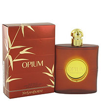 OPIUM by Yves Saint Laurent for Women Eau De Toilette Spray (New Packaging) 3 oz