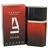 Azzaro Elixir by Loris Azzaro for Men Eau De Toilette Spray 3.4 oz