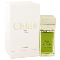 Chloe Eau De Fleurs Capucine by Chloe for Women Eau De Toilette Spray 3.4 oz