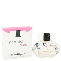 Incanto Bloom by Salvatore Ferragamo for Women Eau De Toilette Spray 3.4 oz