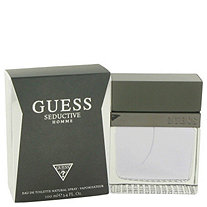 Guess Seductive by Guess for Men 3.4 oz. EDT Spray