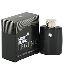 MontBlanc Legend by Mont Blanc for Men Mini EDT .15 oz