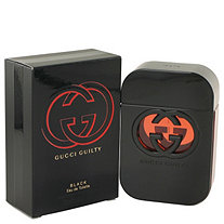 Gucci Guilty Black by Gucci for Women Eau De Toilette Spray 2.5 oz