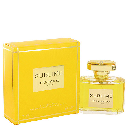 SUBLIME by Jean Patou for Women Eau De Parfum Spray 2.5 oz at PalmBeach Jewelry