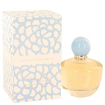 Something Blue by Oscar De La Renta for Women Eau De Parfum Spray 3.4 oz