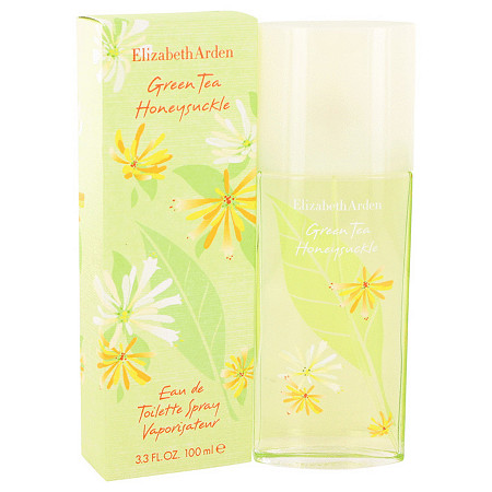 Green Tea Honeysuckle by Elizabeth Arden for Women Eau De Toilette Spray 3.3 oz at PalmBeach Jewelry