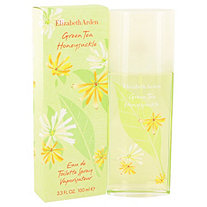 Green Tea Honeysuckle by Elizabeth Arden for Women Eau De Toilette Spray 3.3 oz